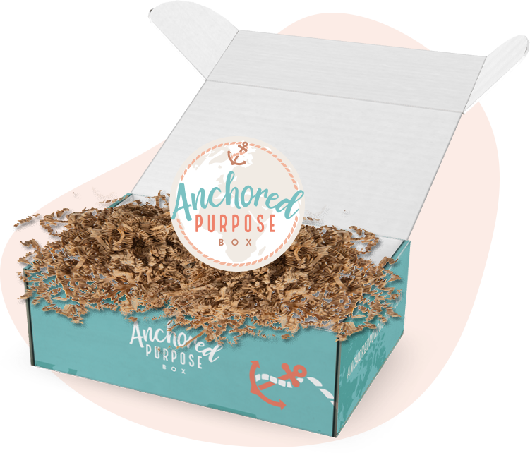 Anchored Purpose Box gives people the chance to make a difference and end poverty